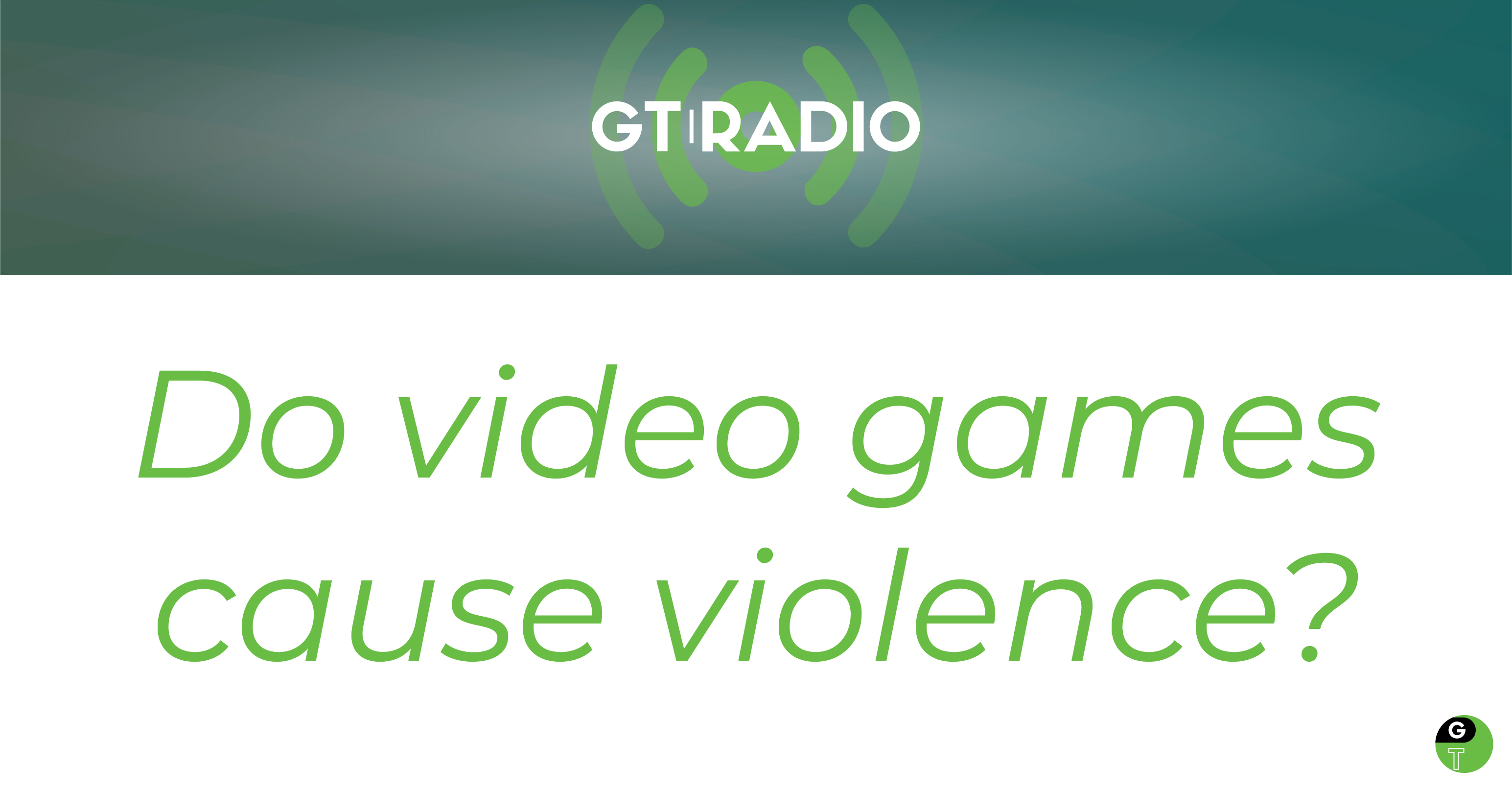 do video games cause violence