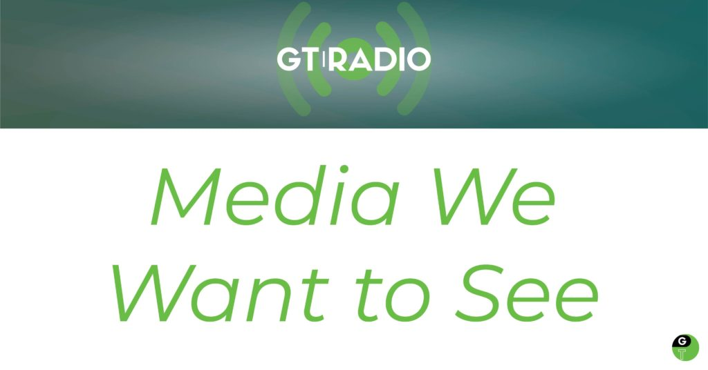 Media We Want to See Geek Therapy