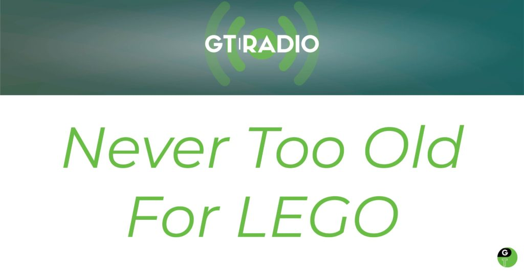 never too old lego geek therapy