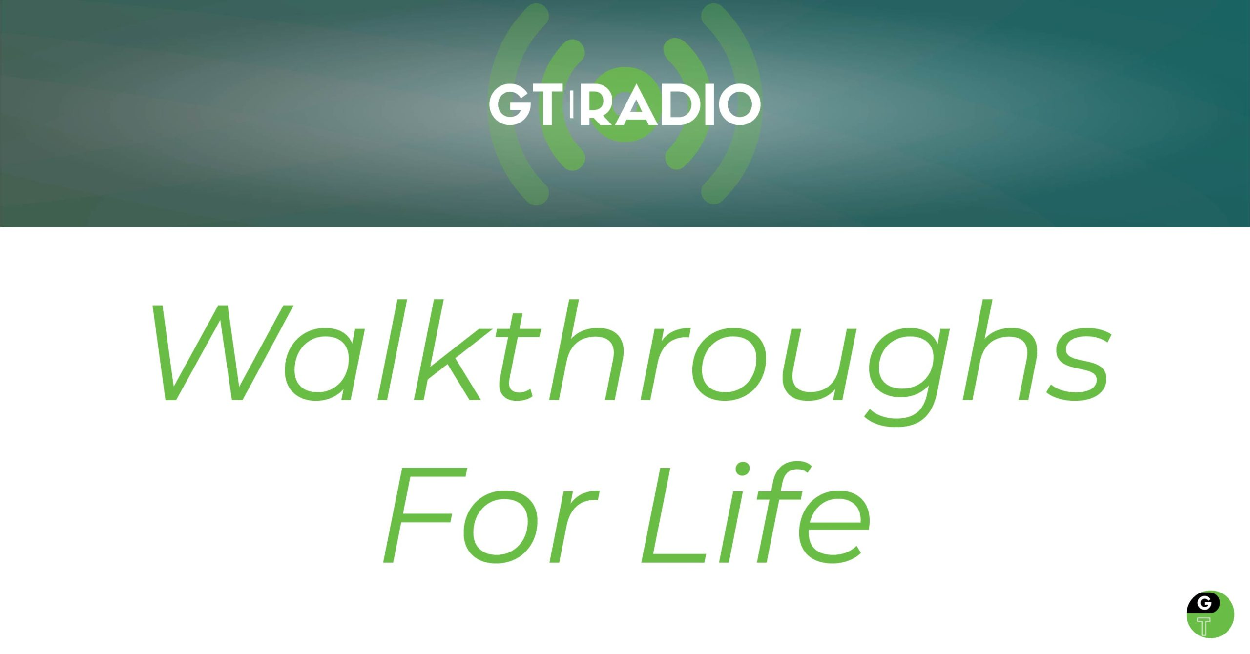 walkthrough life geek therapy