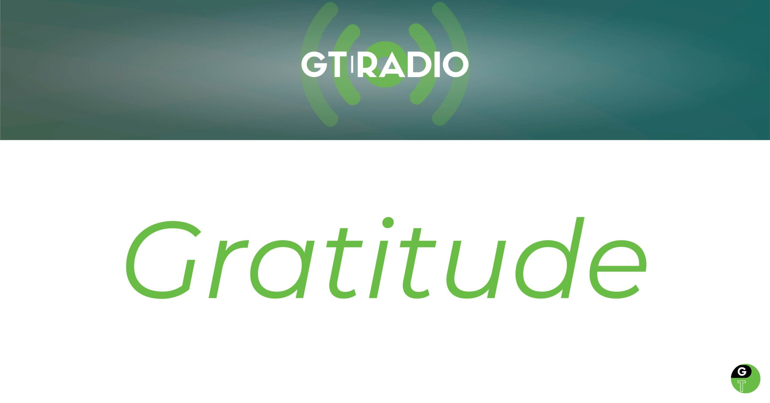 gratitude geek therapy