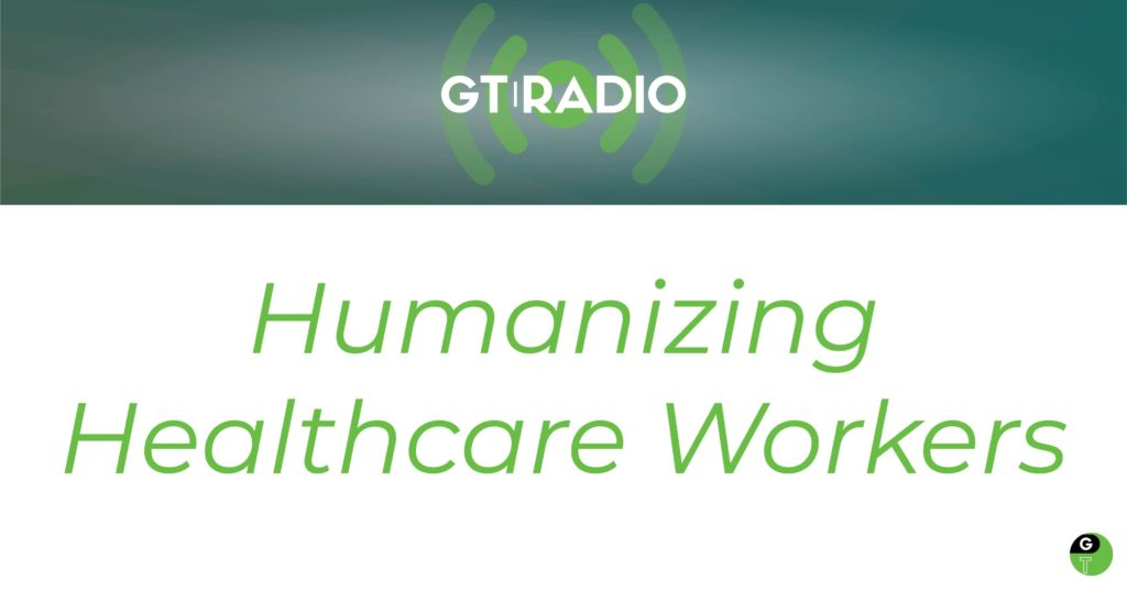 humanizing healthcare geek therapy