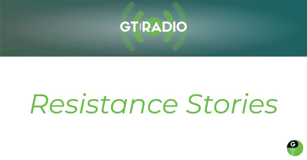 resistance stories geek therapy