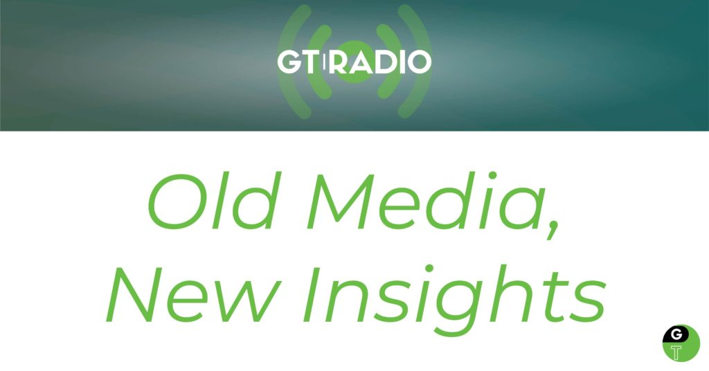 Geek Therapy Old Media New Insights