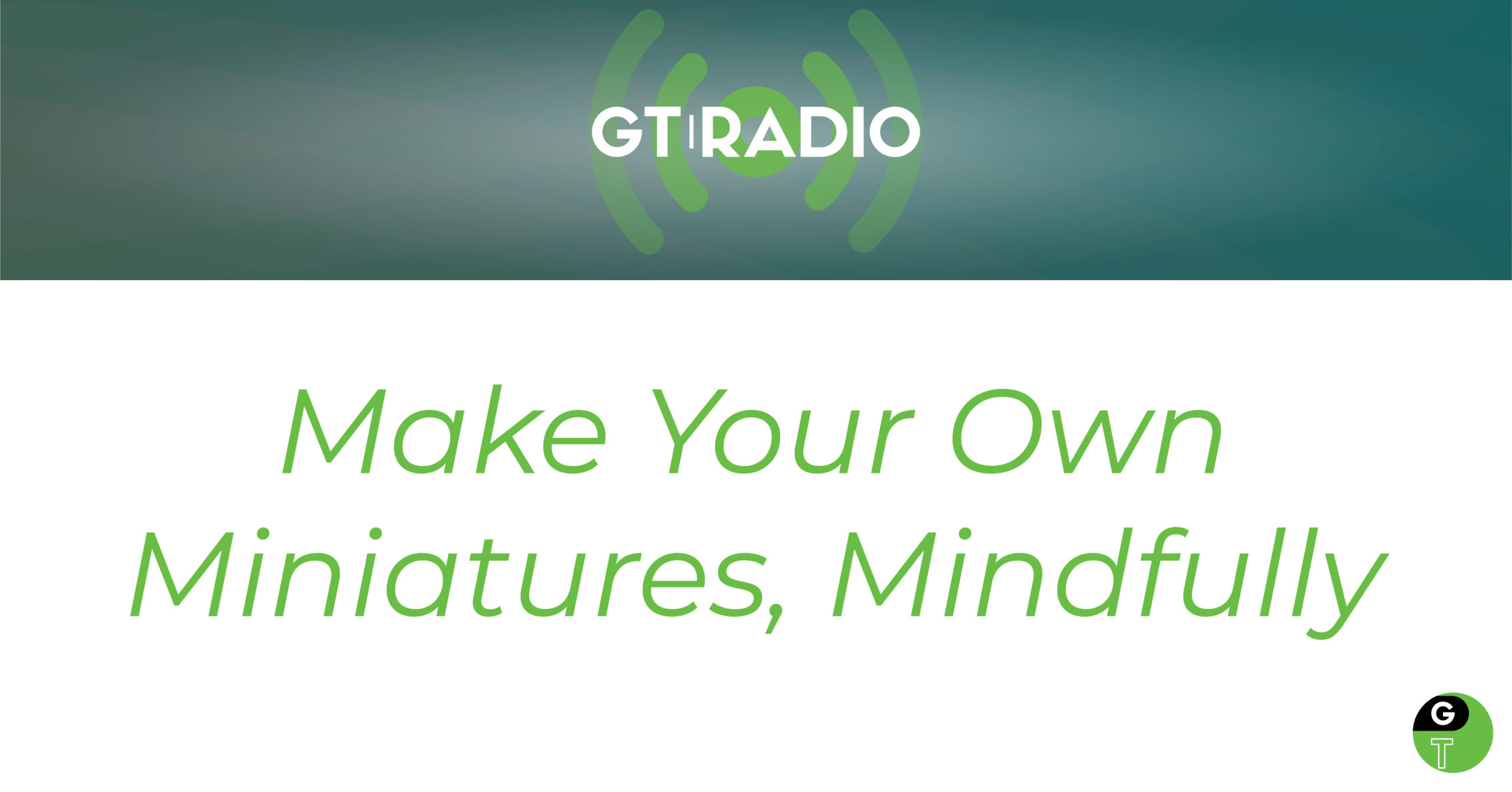 Make Your Own Miniatures Mindfully Geek Therapy