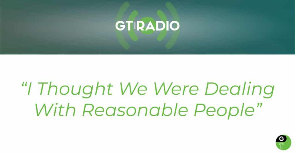 GTRadio281 Geek Therapy
