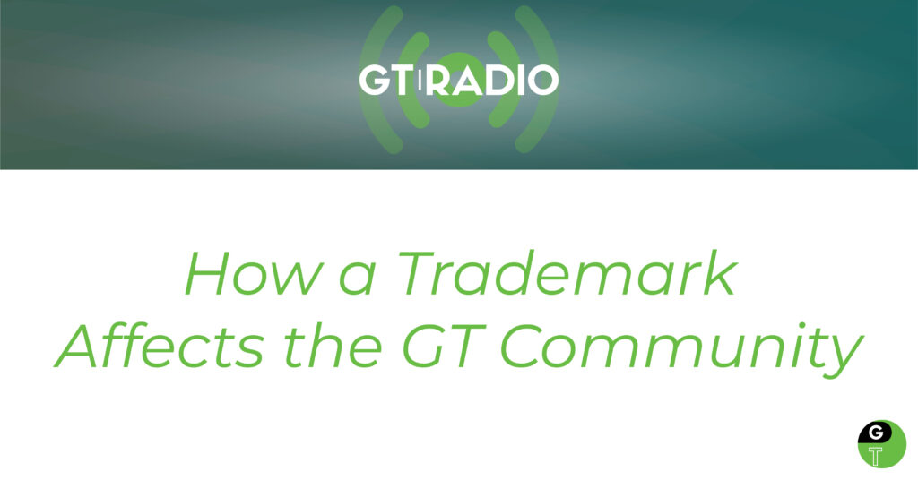how a trademark affects the Geek Therapy Community