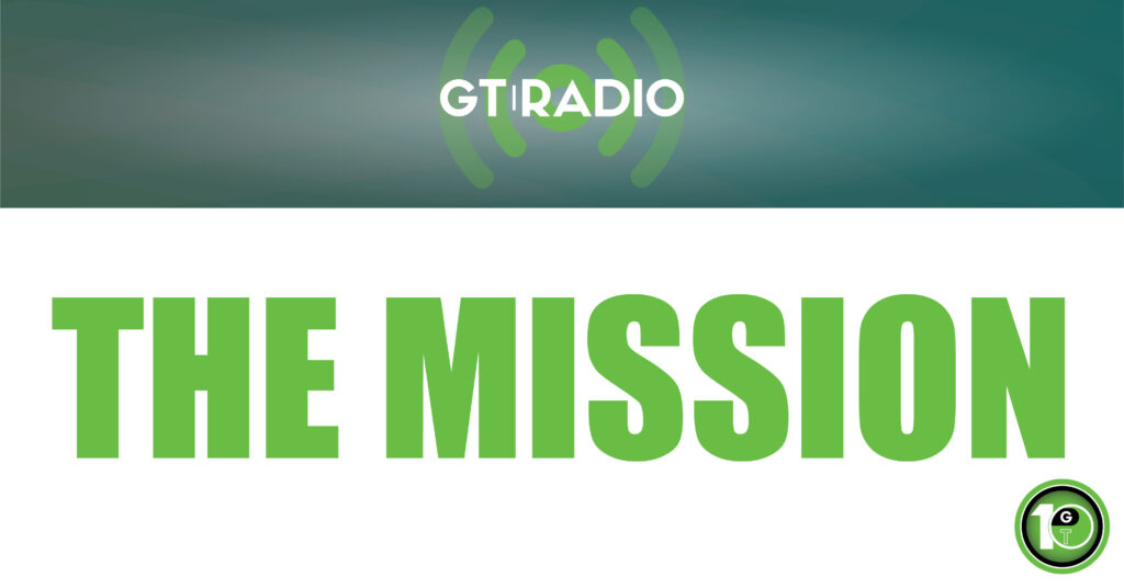 Geek Therapy Podcast The Mission